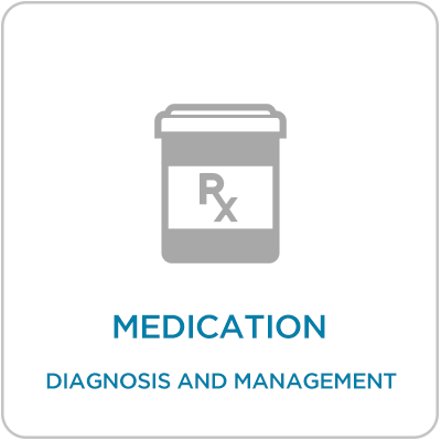 Medications - Diagnosis and Management