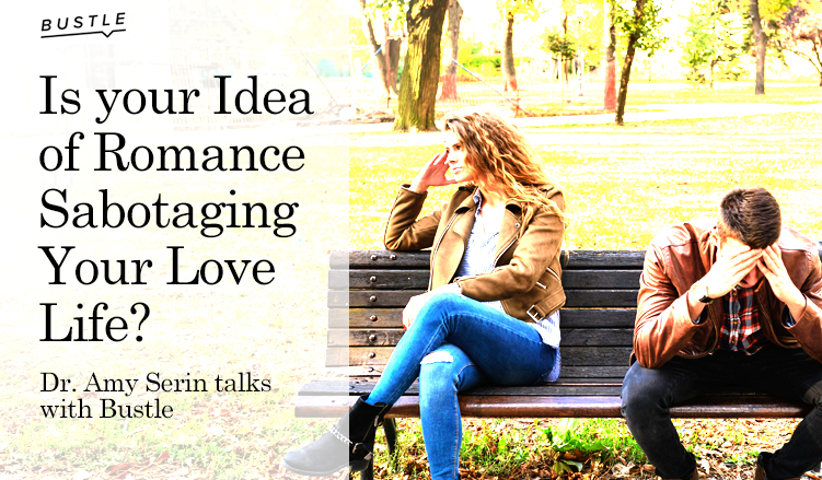 Is your idea of romance sabataging your love life