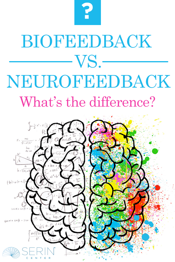 Biofeedback vs. Neurofeedback. What's the Difference?