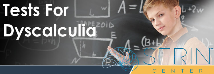 Tests For Dyscalculia